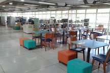 Biblioteca Parque Villa-Lobos (BVL), Sao Paulo, Brazil