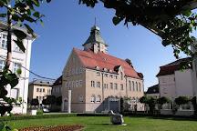 Townhall, Burghausen, Germany