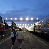 Железнодорожная станция  Saratov 1 Pass