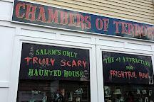Chambers of Terror, Salem, United States