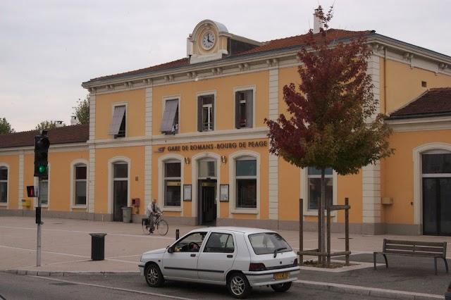Gare de Romans/Bourg-de-Péage