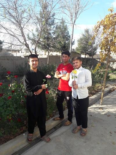 دارالحفاظ مدرسه عالی ثقلین مزار شریف