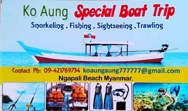 Ko Aung Boat Service