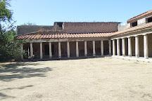 Oplonti Villa di Poppea Ruins, Torre Annunziata, Italy