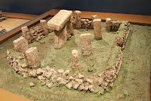 Museum of Archaeology of Catalonia (Museu Arqueologic de Catalunya), Barcelona, Spain