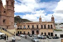Parroquia de Santo Domingo, Zacatecas, Mexico