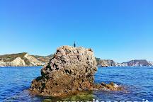 Visita Alle Grotte Con Francesco, Ponza Island, Italy