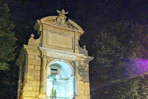 Piazza Trilussa, Rome, Italy