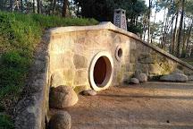 Aldea De Os Grobits, Isla de la Toja, Spain