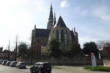 Beguinage d'Anderlecht, Anderlecht, Belgium