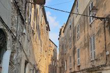 Le vieux port, Bastia, France