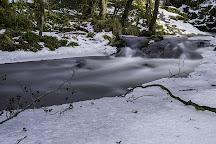 Cascade du Gour des Chevaux, La Tour-d'Auvergne, France