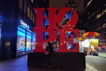 Hope Sculpture, New York City, United States
