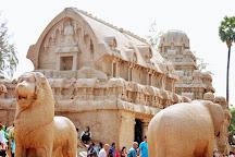 Pancha Rathas, Mahabalipuram, India