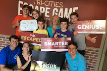 Tri-Cities Escape Game, Bristol, United States