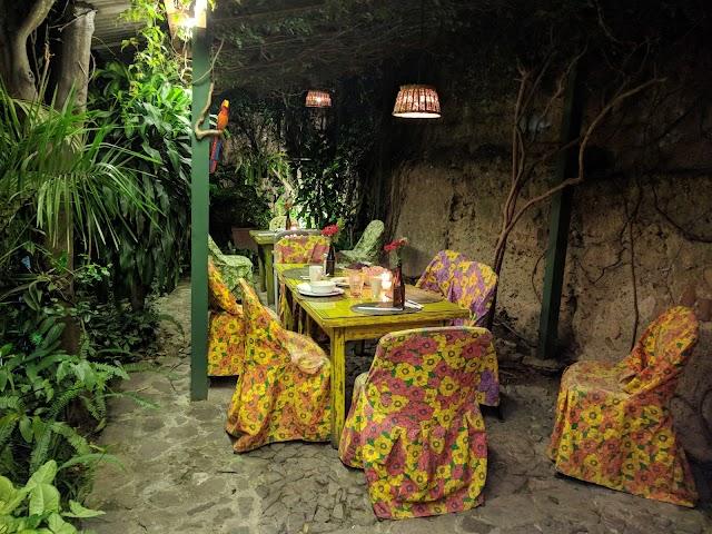 Restaurante Saberico Antigua
