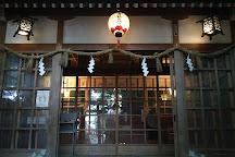 Ishiura Shrine, Kanazawa, Japan