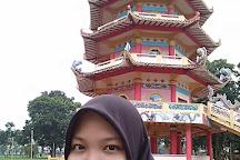 Kemaro Island, Palembang, Indonesia