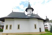 Sihastria Monastery, Neamt County, Romania