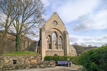Valle Crucis Abbey, Llangollen, United Kingdom