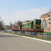 Железнодорожная станция  Kherson
