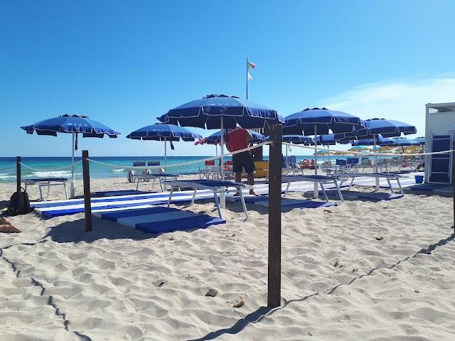 """spiaggia """"Zero Barriere©"""""""