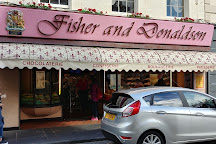 Fisher and Donaldson, St. Andrews, United Kingdom