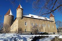 Chateau de Bulle, Bulle, Switzerland
