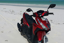 Kapengaro Scooter Rent, Paje, Tanzania