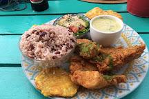 Salsa Brava Beach Bar, Puerto Viejo de Talamanca, Costa Rica