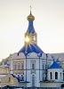 Церковь Иверской иконы Божией матери, переулок Циолковского на фото Барнаула