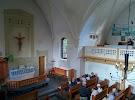 Евангелическо-лютеранская церковь Преображения Господня на фото Зеленогорска