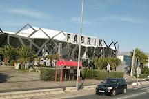 Fabrik, Madrid, Spain