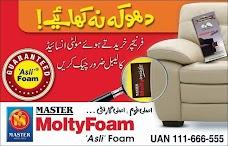 Master Moltyfoam islamabad