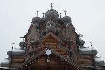 Church of the Intercession of the Holy Virgin, Imeni Sverdlova, Russia