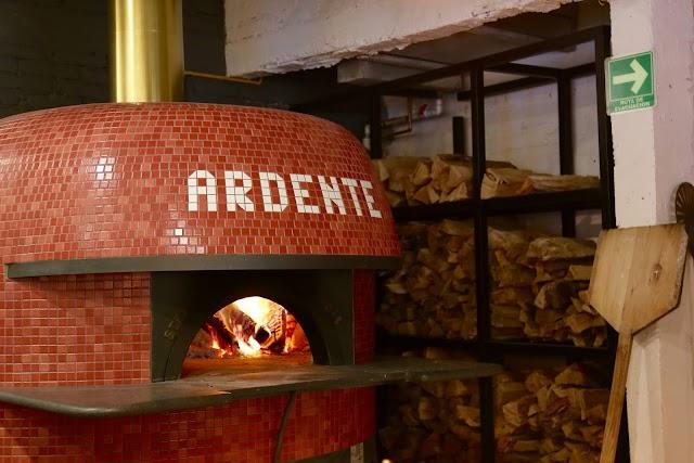 Ardente Pizzeria Napoletana (Condesa)