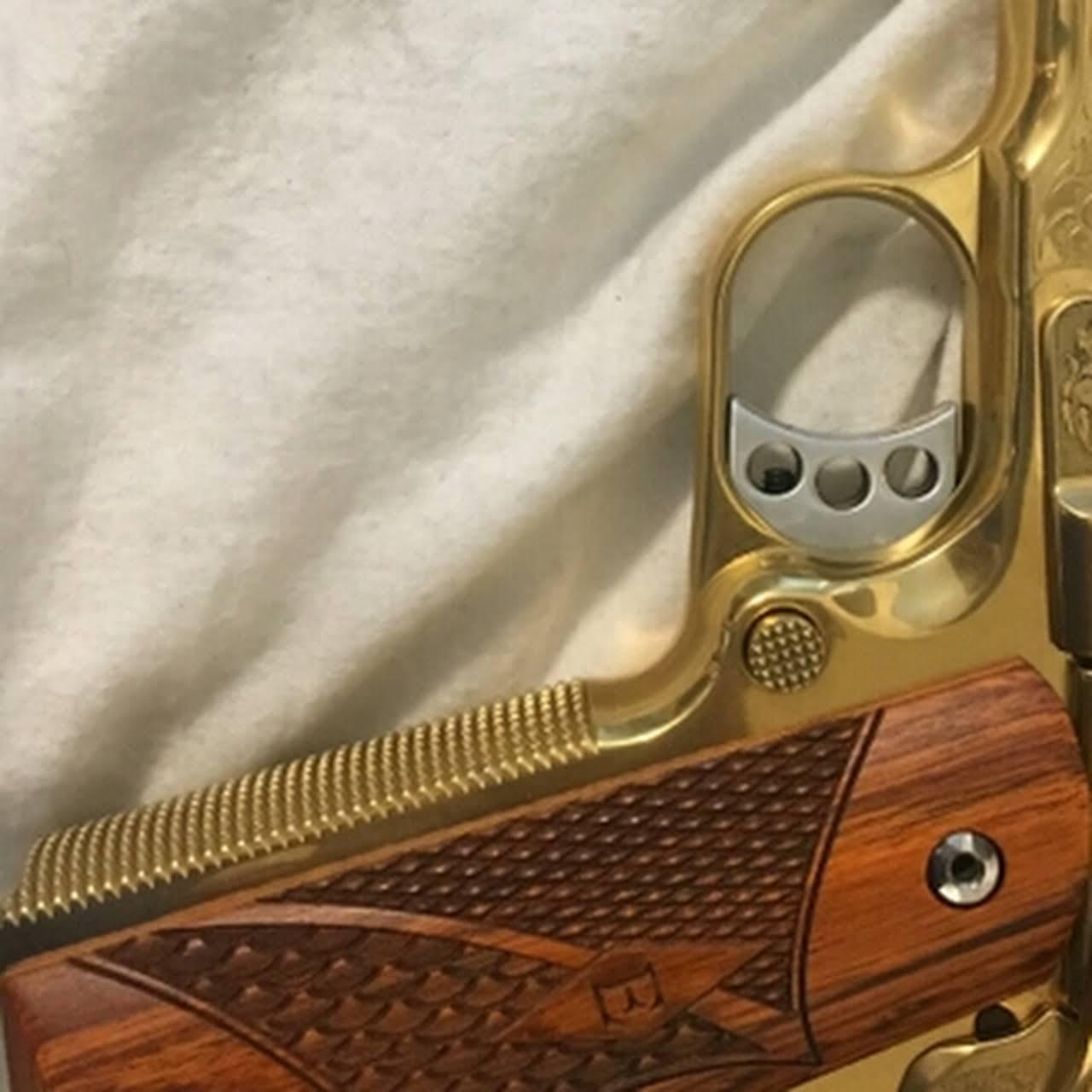 H989-2pcs-Matt Gold Plated