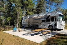 Wilderness State Park, Carp Lake, United States