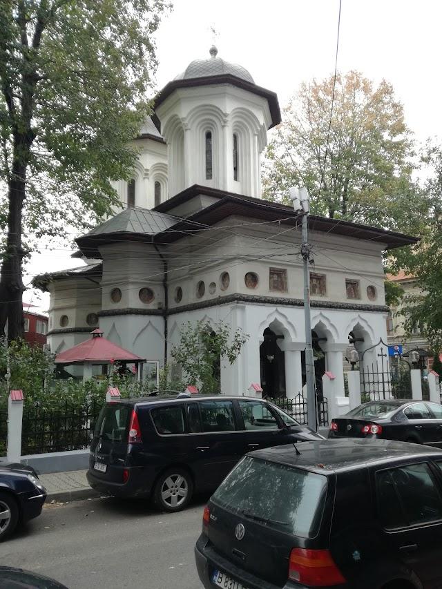 Batiștei Church