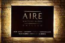 Aire Ancient Baths, Chicago, United States