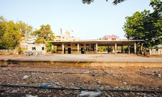 Nipa Station Karachi Circular Railway