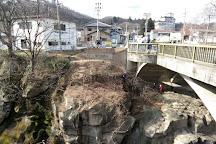 Rairaikyo Gorge, Sendai, Japan