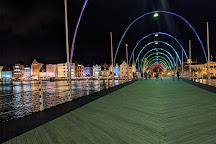 Queen Emma Pontoon Bridge, Willemstad, Curacao