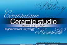 Hanne Mi.S.Ceramic Art Studio, Vasilikos, Greece