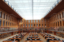The Saxon State and University Library, Dresden, Germany