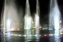 Fuente de Aguas Danzantes, Mar del Plata, Argentina
