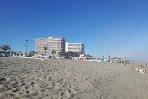 Playa Los Alamos / El Canuelo, Torremolinos, Spain