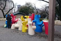 Asukayama Park, Kita, Japan
