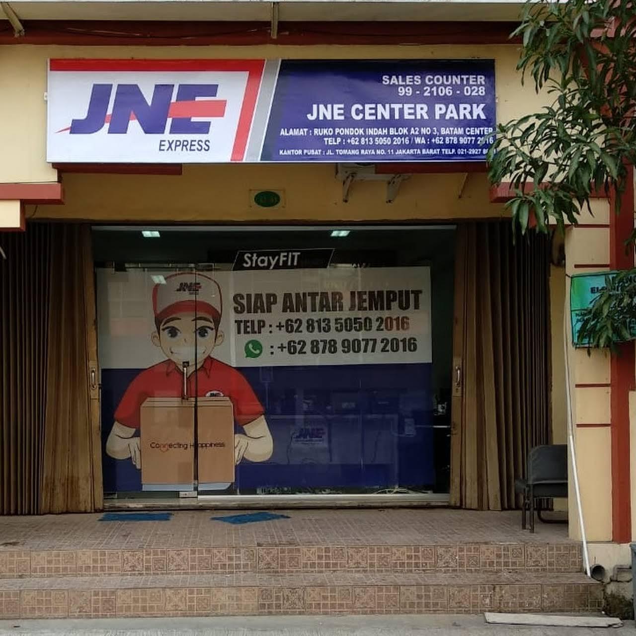 Jne Batam Center Park Untuk Status Pengiriman Hubungi Jne Pusat Batam 0778 322904