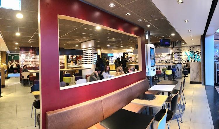 McDonald's Arnhem Kronenburg Arnhem